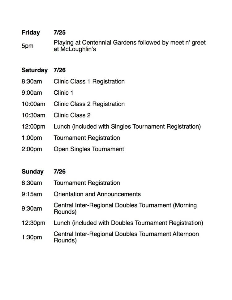 FPUSA Schedule-2